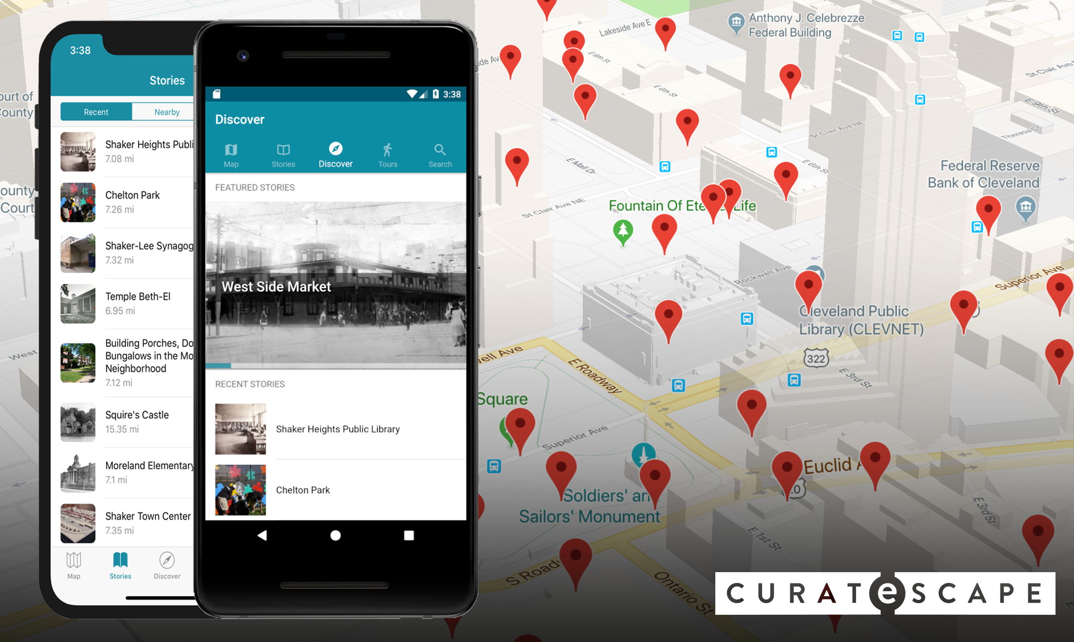 Blog | Curatescape | A web and mobile app framework for